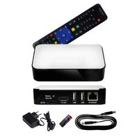 PremiumX IP BOX Set-Top-Box Android TV Quad Core Internet Multimedia Player HD Smart TV KODI webbrowser IPTV wie MAG 250 254