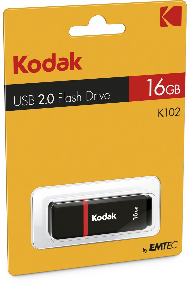 USB-Stick 16 GB KODAK K100 USB 2.0