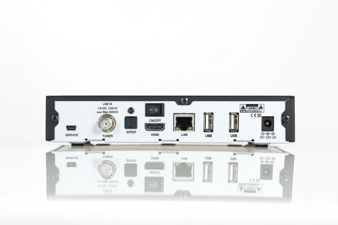 Dreambox DM 520 HD 1x DVB-S2 Tuner Sat HDTV Digitaler Satelliten Receiver LINUX-BOX