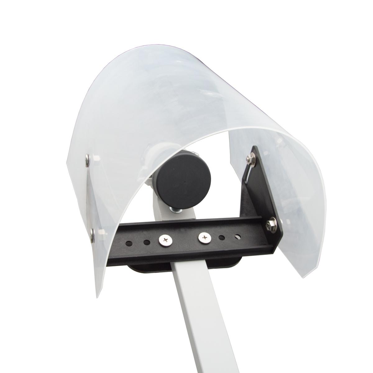 PremiumX LNB Wetterschutzhaube für 1x SAT LNB schützt vor Schnee Hagel Regen - Störungsfrei Vernsehen