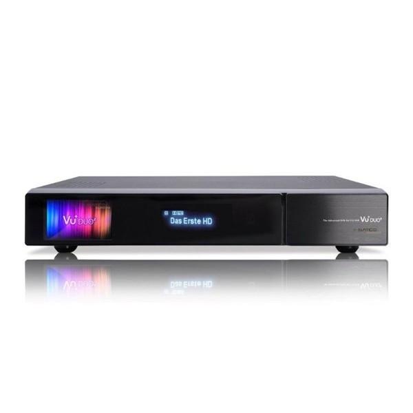 "VU+ Duo² Duo 2 FullHD 1080p Twin Linux Receiver 2x DVB-S2 Tuner PVR LAN 1,3 Ghz CPU mit Toshiba 8.9cm (3.5"") 1TB SATA3 DT01ACA100 7200 32mb HDD Festplatte"