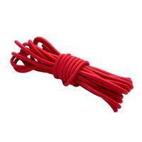 Expanderseil 30 m Rot 8 mm Gummiseil Gummischnur Spannseil Planenseil Gummileine elastisches Seil spannen und befestigen