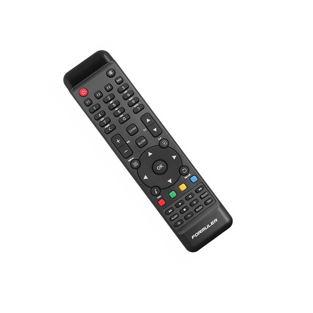Formuler F4 Turbo H2.65 HDTV Linux Receiver mit 1x DVB-S/S2 Tuner