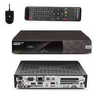 Formuler F4 Turbo H2.65 HDTV Linux Receiver mit 1x DVB-S/S2 Tuner – Bild 1