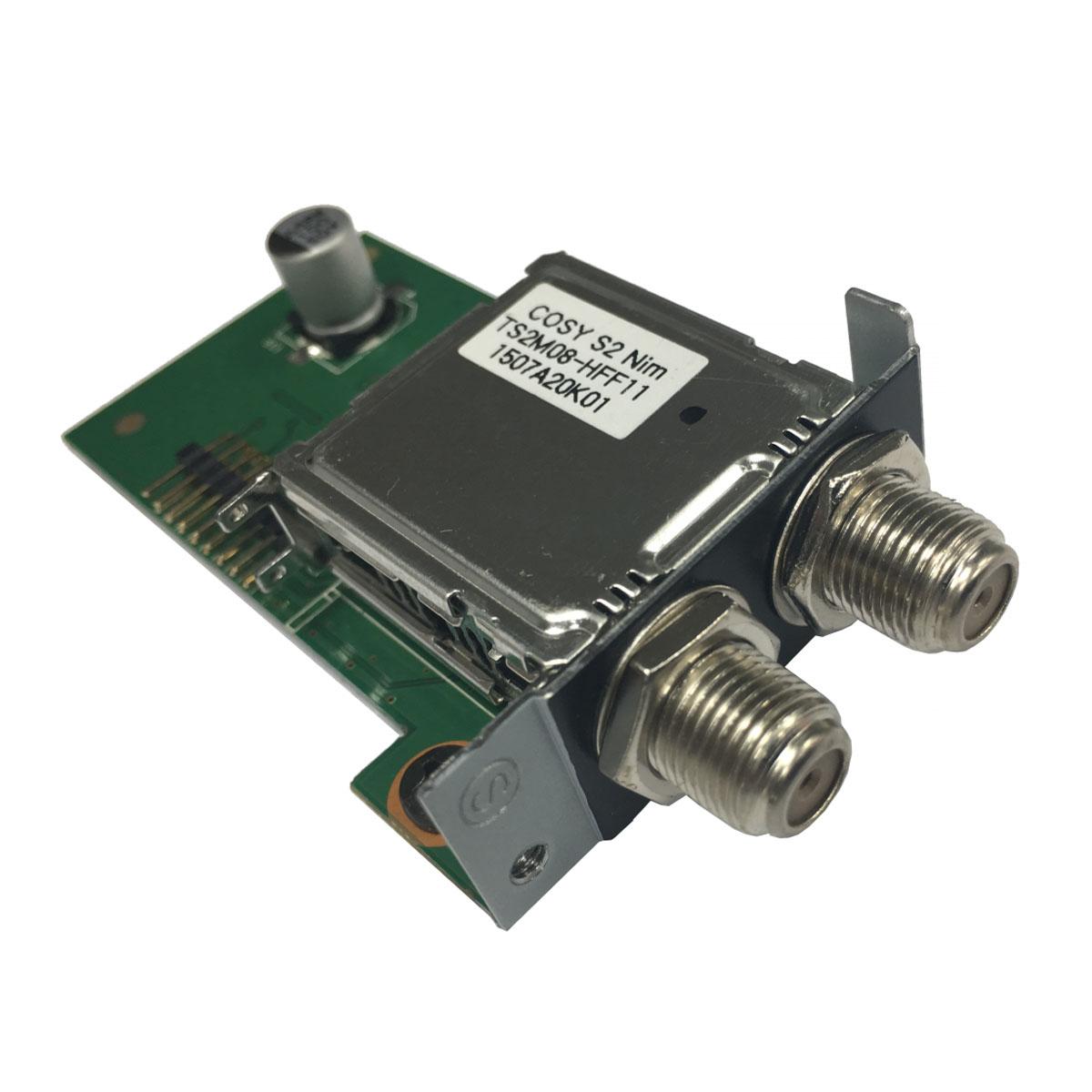 SAB Alpha Triple HD SAT Tuner DVB-S2 Satelliten Tuner