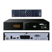 Nokta Digital HD 6110 FTA Digital Sat Receiver DVB-S2 HDMI USB HDTV FullHD – Bild 2