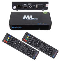 Medialink Smart Home ML 7000 IPTV Box HDMI USB Full HD inkl. HDMI Kabel