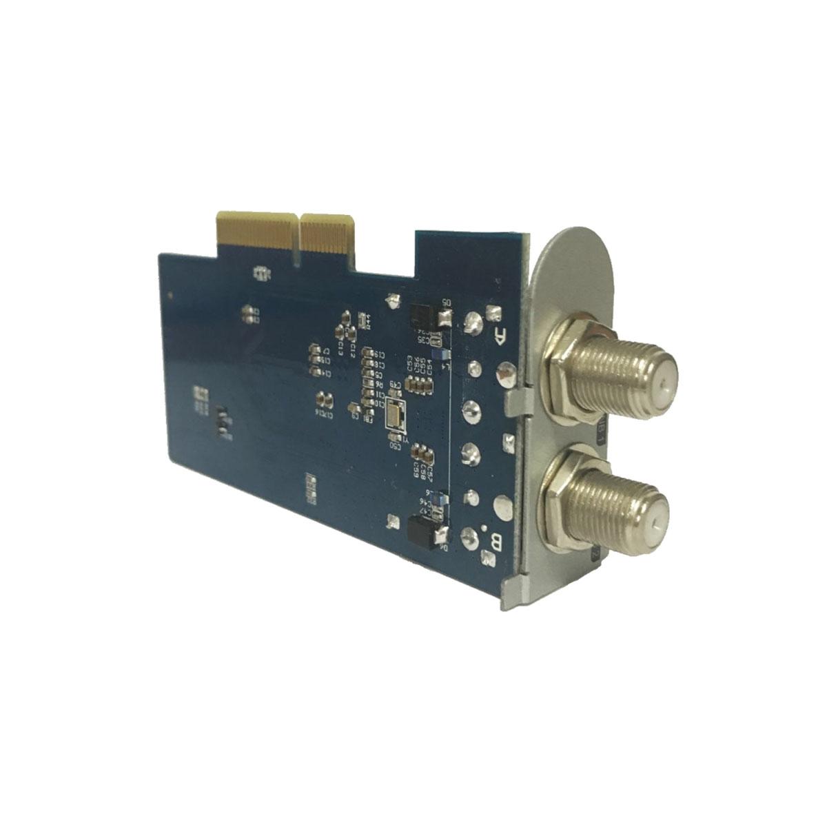 Dreambox DVB-S2X Multistream Dual Tuner passend für DM7080 DM820 DM900 HD TV 4K Full HD