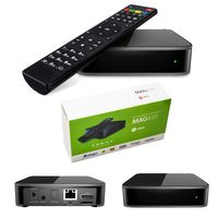 MAG410 UHD Set-Top Box für Android IPTV Streamer H.265 Stalker Multimedia Internet TV 4K 3D UltraHD original MAG 410