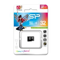 Micro SD Speicherkarte SDCard 32GB Silicon Power SDHC Class 10 Retail 32 GB
