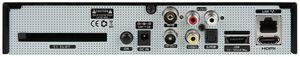 OCTAGON SF 138 E2 HEVC H.265 HD RED FullHD Linux Kabel DVB-C/T2 TV Receiver + WLAN STICK – Bild 3