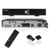 BWARE JB008 Sat Receiver HD TV 3D FULLHD + WLAN Stick