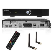 BWARE JB008 Sat Receiver HD TV 3D FULLHD + WLAN Stick – Bild 1