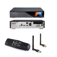 Dreambox DM 920 UHD 4K 1x DVB-S2X MultiStream DUAL Tuner E2 Linux PVR Receiver