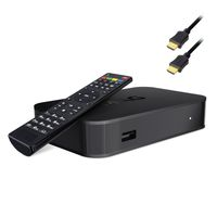 MAG 322w1 IPTV mag 322 w1 mit WIFI WLAN OTT Set IP Top Box Linux 3.3 Open GL ES 2.0 HEVC H.265 254 Streamer Multimedia Player Internet TV IP Box original MAG 322 323