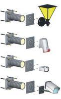 5x Kopos Elektroinstallation in wärmegedämmten Fassaden Geräteträger MDZ Teleskop Träger Isolierung Wärmedämmung – Bild 3