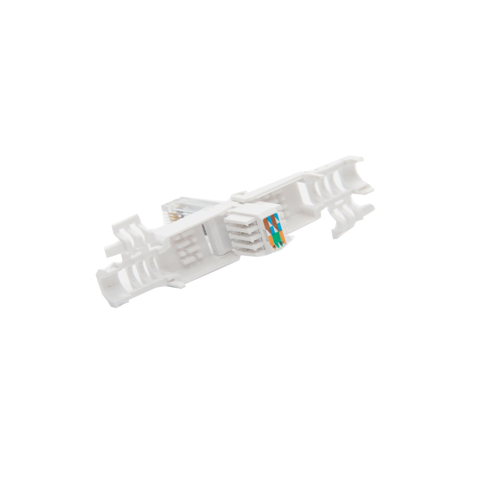 50x premiumx netzwerk stecker rj45 cat6a toolless plug werkzeuglos computer zubeh r. Black Bedroom Furniture Sets. Home Design Ideas