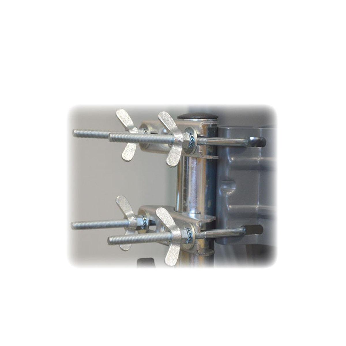 PremiumX DELUXE80Z SAT Anlage für 4 Teilnehmer Antenne ...