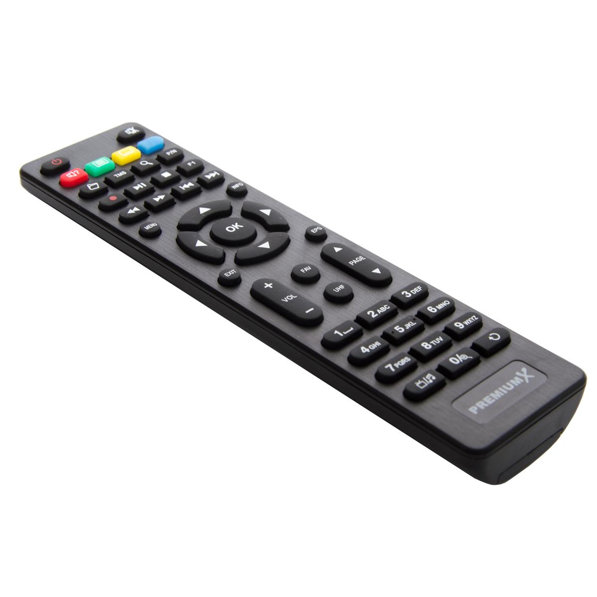 PremiumX HD 1100 Combo Digital Sat Receiver DVB-S2 / C  HDMI HDTV FullHD