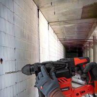 SCHMIDT security tools SDS-Plus Bohrhammer RH-1500 Meißelhammer 1500W 6,0J  – Bild 8