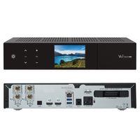 VU+ Duo 4K 2x DVB-S2X FBC Twin Tuner PVR ready Linux Receiver UHD 2160p