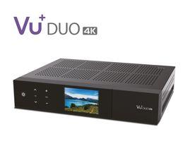 VU+ Duo 4K 1x DVB-S2X FBC Twin Tuner PVR ready Linux Receiver (UHD) 2160p – Bild 2
