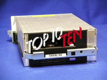 DELL 0C2691 IBM LTO-2 Loader drive with caddy for PV160T, 200GB-400GB, FC