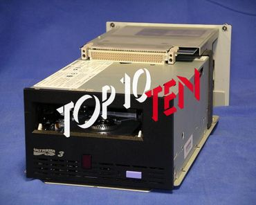 DELL 0CT910 IBM LTO-3 FH Loader drive with caddy for PV132T, 400GB-800GB, SCSI-LVD/SE