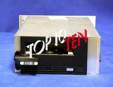 DELL 0DF612 IBM LTO-3 FH Loader drive with caddy for PV136T, 400GB-800GB, SCSI-LVD/SE