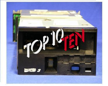 IBM 96P0896 3588-F3A LTO-3 FH Loader drive with Caddy for 3584, 400GB-800GB, FC
