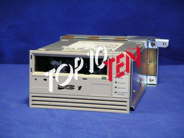 Overland Storage 973332-101 HP LTO-1 loader drive with caddy for NEO8000, 100GB-200GB, SCSI LVD/SE, SCSI-LVD/SE
