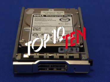 "Dell EqualLogic 0GKY31 900GB 2,5"" 10K 6Gb SAS HDD for PS4100 PS6100"