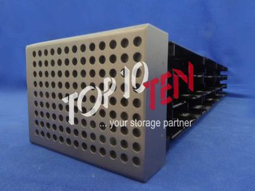 DELL 0GW015 TL4000 Left Side Lower Magazine With 12 Slots