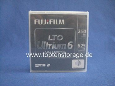 Fujifilm 16310732 LTO-6 Data Cartridge 2,5TB / 6,25TB