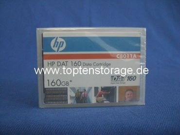 HP C8011A DAT-160 Data Cartridge 80GB / 160GB