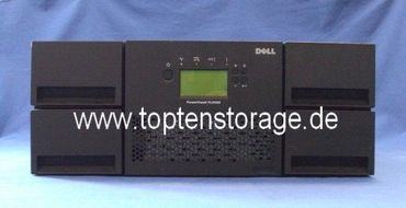 DELL 0DP403 TL4000 LTO Chassis, 48 cartridge slots