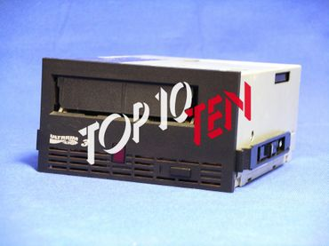 DELL 0DF610 Internes IBM LTO-3 FH Laufwerk, 400-800GB SCSI-LVD/SE