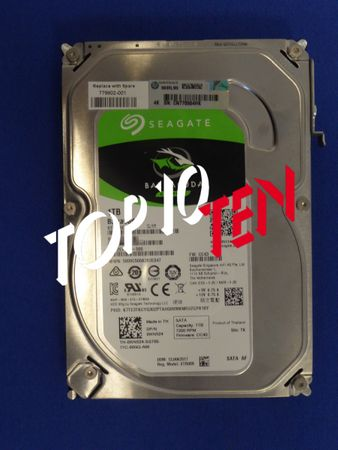 "HP 779802-001 1TB 3,5"" 7,2K Non-Hot-Pluggable 6G SATA Festplatte"