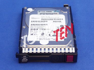 "HP 781577-001 600GB 2,5"" 10K SAS 12Gb HDD for ProLiant Gen8 - Gen9"