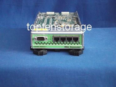 Dell EqualLogic 0935409-10 PS600-PS6500 Controller Module TYPE 7 SAS SATA SSD