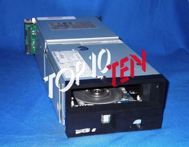 IBM 3588-F6A IBM LTO-6 FH Ultrium 6550 Loader drive with caddy for TS350, 2.5TB-6.25TB, FC 8GB