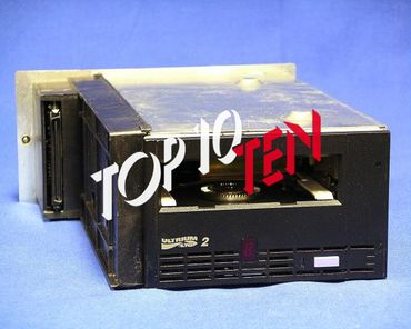 Exabyte 1011798-000 LTO-2 Loader drive with caddy for 110L/ 220L, 200GB-400GB, SCSI-LVD/SE