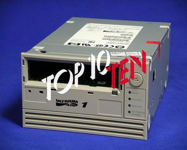HP C7369-00173 LTO-1 loader drive w/ o Caddy, 100GB-200GB, SCSI-LVD/SE