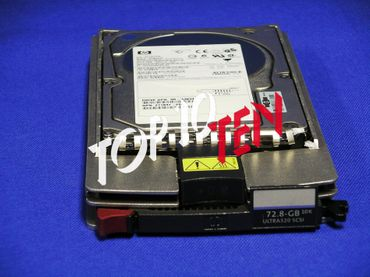 "HP 289042-001 72,8GB 3,5"" 10000 RPM ultra320 SCSI HDD"