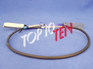 Mellanox MC2207130-001 QSFP+ QSFP+ 3.3ft 1m Dir. Attach Copper Cable up to 56Gb