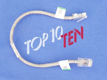 IBM 45E3349 0.3m 0.98 Feet Ethernet Cable
