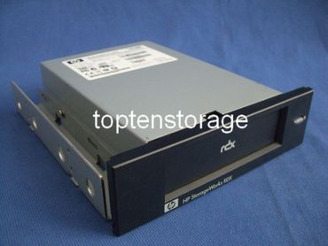 HP AJ765A RDX160 / AJ767A RDX320 intern. removable disk backup system USB RX1000