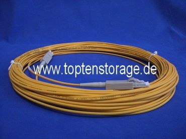 LC-LC 25 Meter FC Kabel / LC to LC 25 Meter Fiber Optic Cable  *NEW*