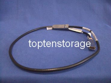 EMC 038-003-700 3.125 GBPS QSFP CABLE (46in)