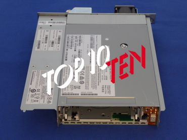 HP N7P36A LTO-7 HH Loader drive with caddy for MSL2024/4048, 6TB -15TB, FC 8GB